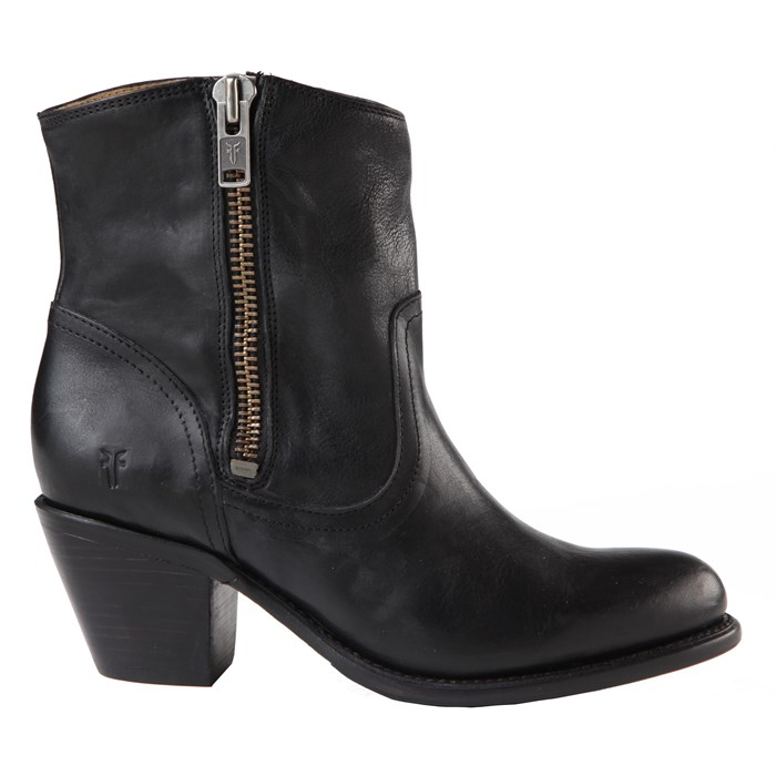 frye-leslie-zip-bootie-women-s-black-right-side