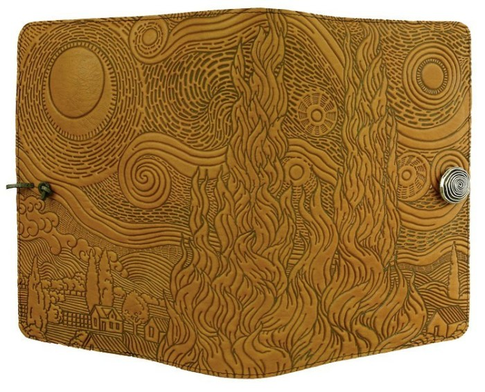 journals-oberon-refillable-leather-journal-van-gogh-s-sky-marigold-2