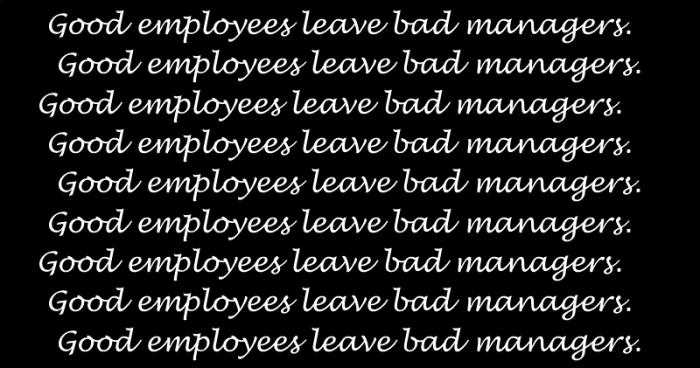 leavebadmanagersart