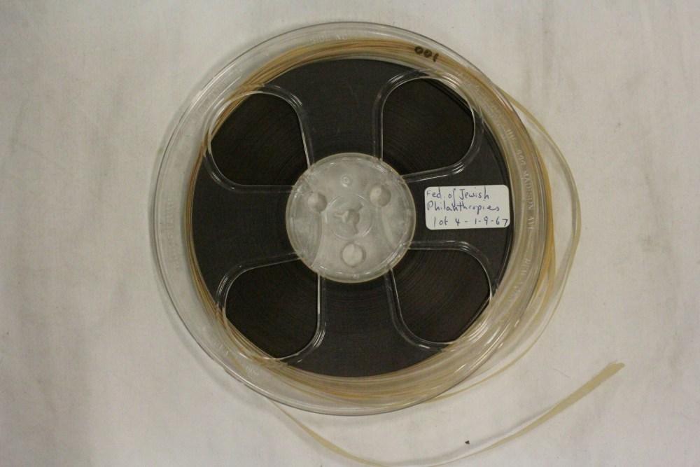 Audiovisual Material (1/4)