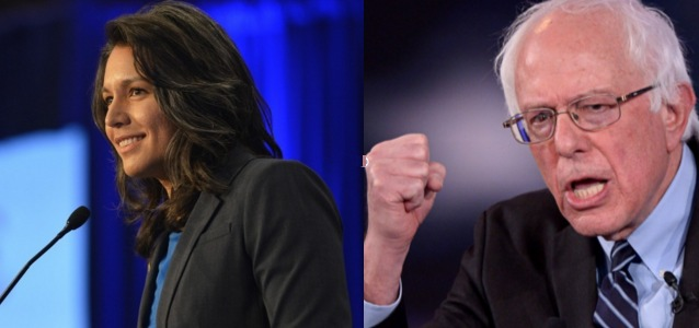 Rep. Tulsi Gabbard (D-HI) has resigned as DNC vice-chair and is endorsing Sen. Bernie Sanders' run for the party's nomination