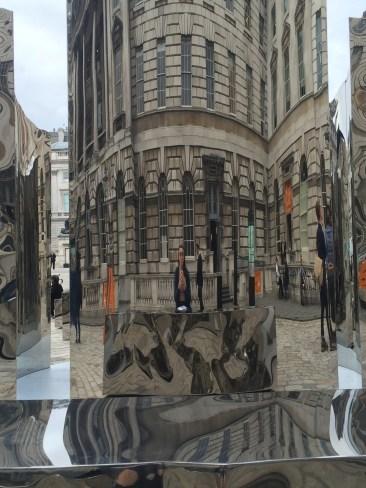 Art Installation at Somerset House