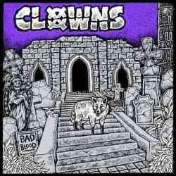 clowns - bad blood cover