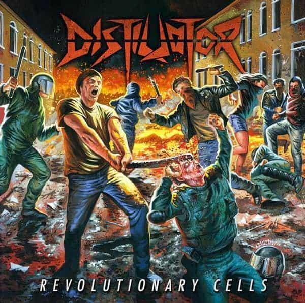 distillator revolutionary cells