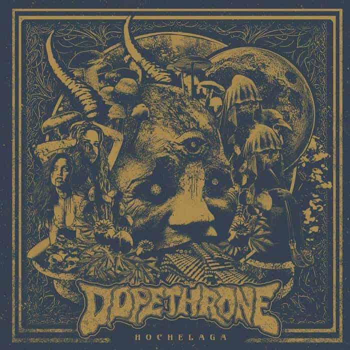 dopethrone - hochelaga cover