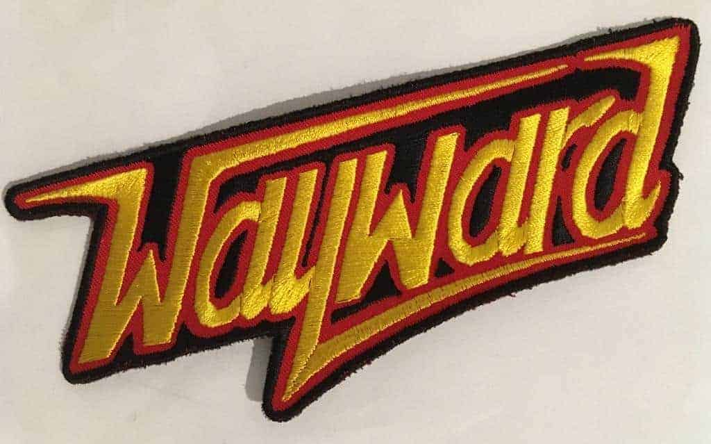 Wayward Logo Patch