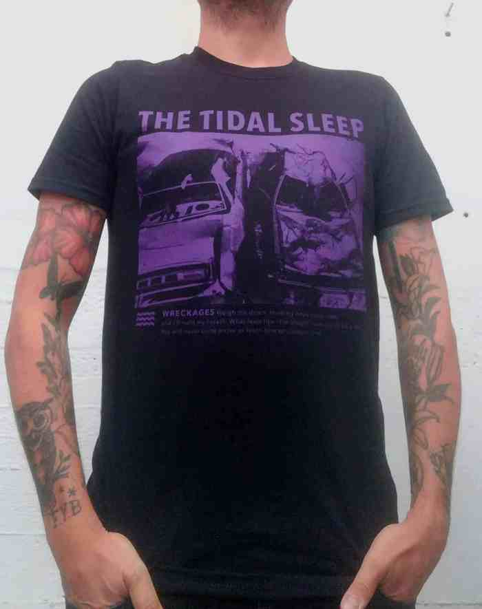 The Tidal Sleep Wreckages Shirt