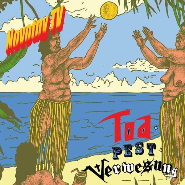 Novotny TV Tod Pest Cover
