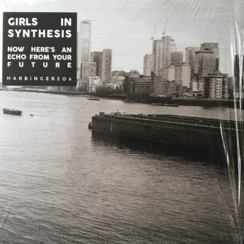 Girls In Synthesis - Now Here's Cover