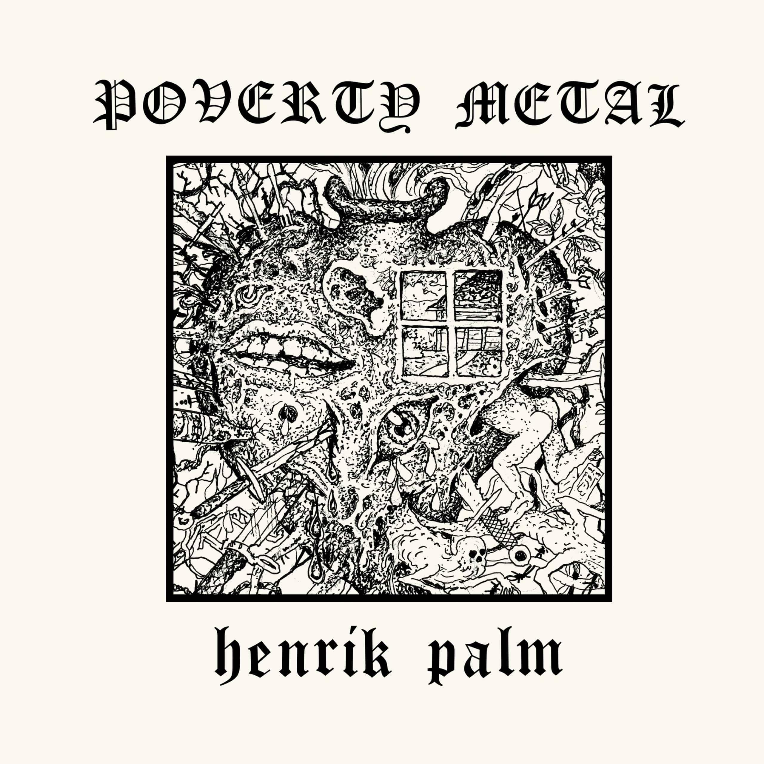 Hendrik Palm Poverty Metal Cover