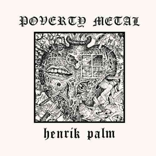 Hendrik Palm Poverty Metal Cover