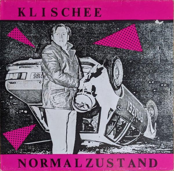 Klischee Normalzustand LP Cover