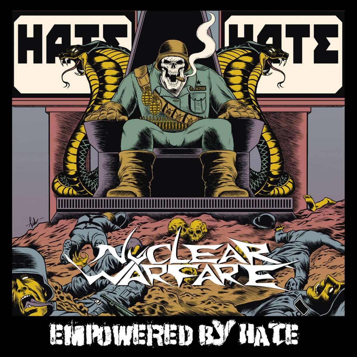 Nuclear Warfare cover