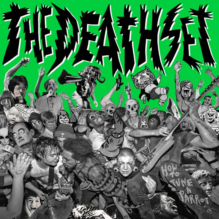 the death set cover