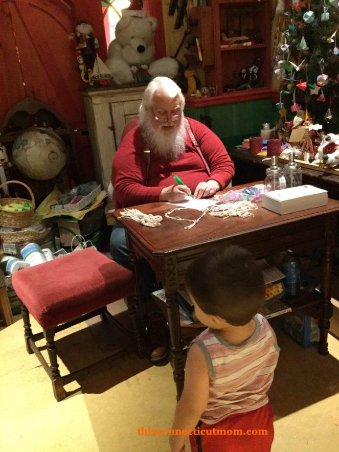 Yankee Candle - Santa