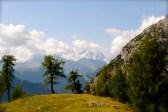 En route to the Gardenacia (Nature Parc Püz-Geisler)