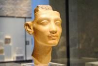 Aegyptology in Neues Museum
