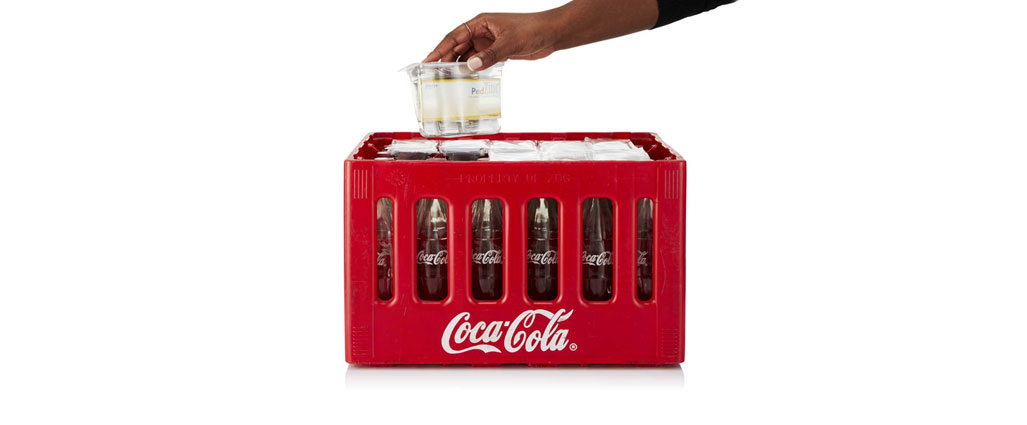 Cola Life is an example of how to create opportunity.