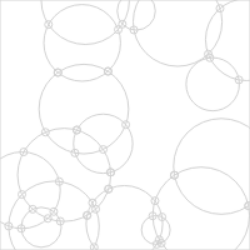 Finding Collisions of Circles in JavaScript