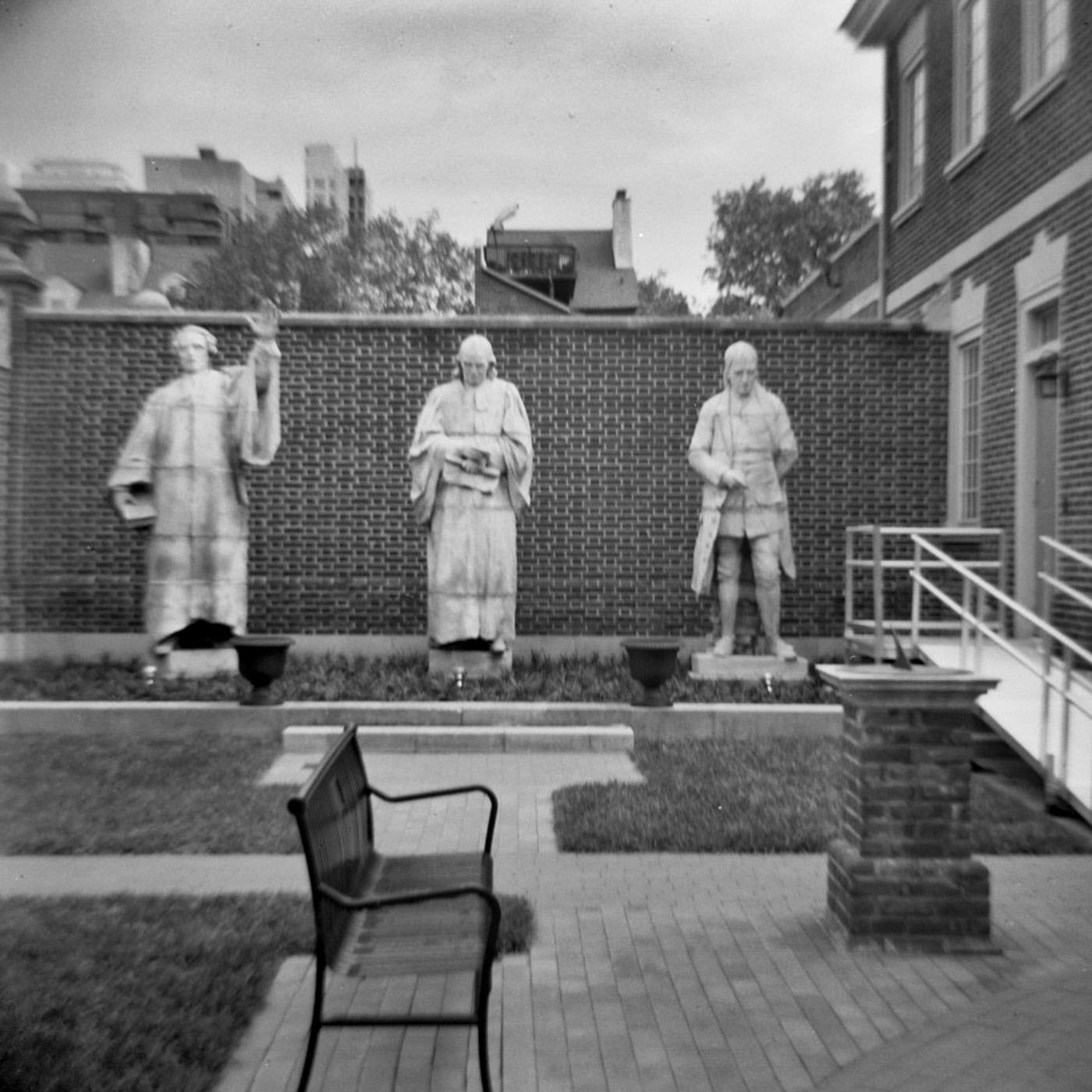 Black and White Presbyterian Historical Society