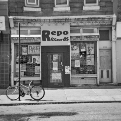 Black and White Repo Records
