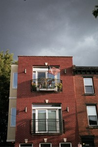 Philly Row Home