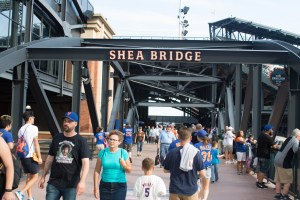 Shea Bridge at Citi Field
