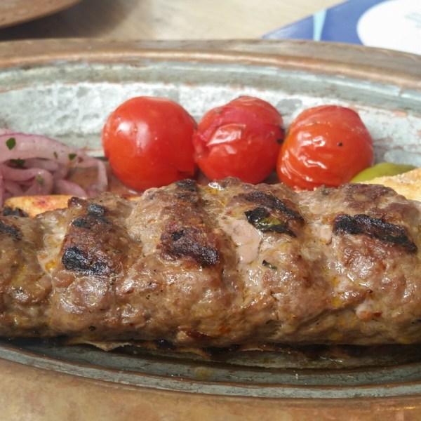 Adana Kebab at Zaytinya