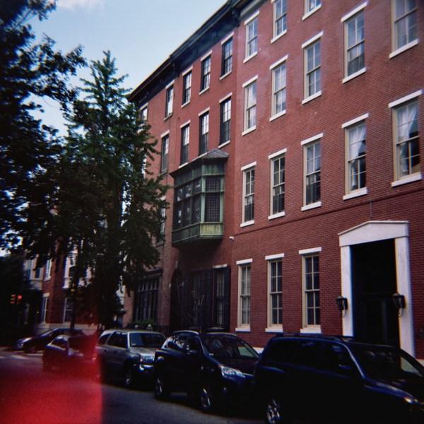 Philadelphia Rowhomes