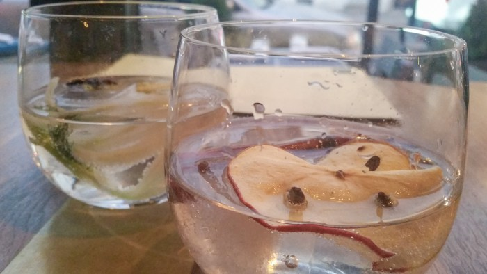 Gin Tonics at Root