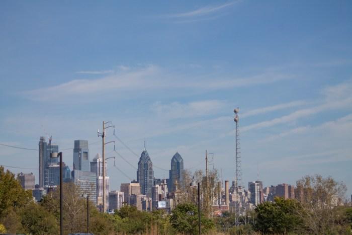 Philadelphia as Seen from Bartram's Garden