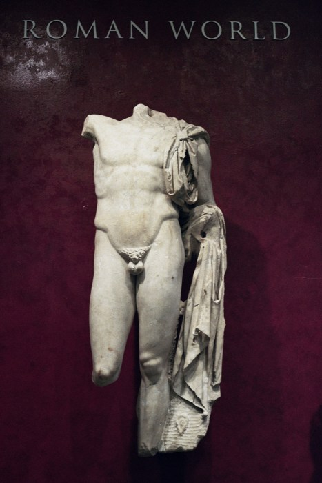 Roman World at Penn Museum