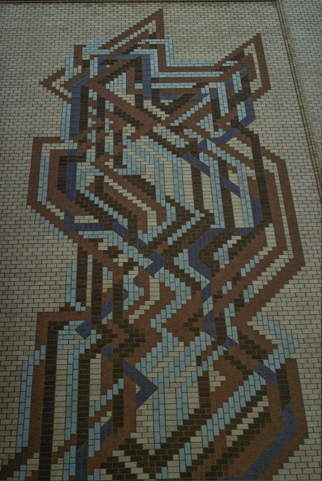 Design on The Pepper Building