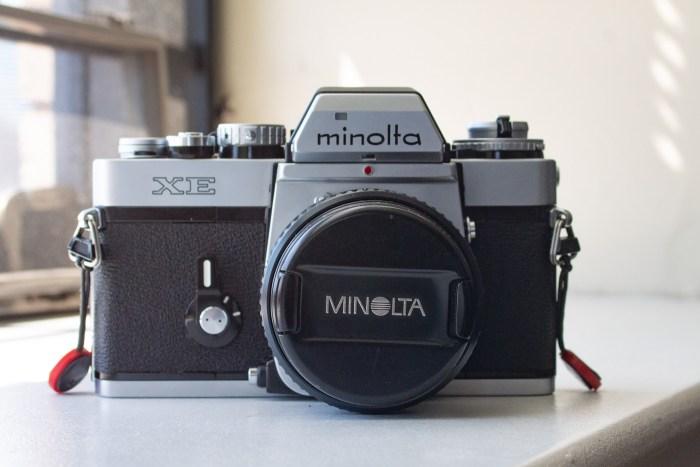 Minolta XE
