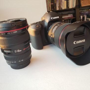 New Camera, New Lenses