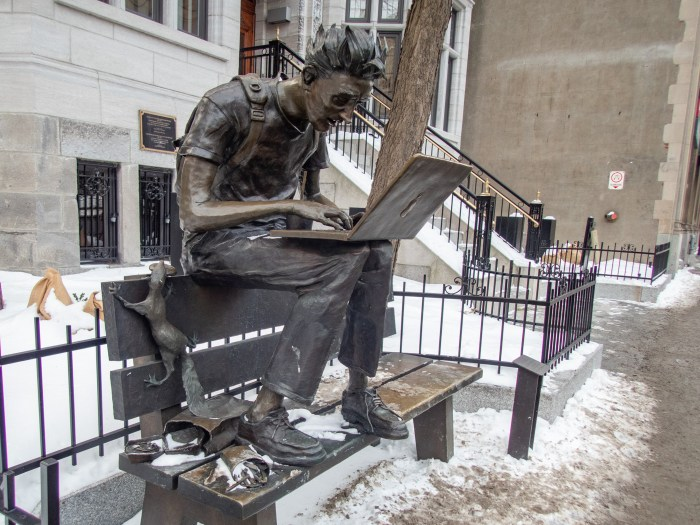 """""""The Student"""" at McGill University"""