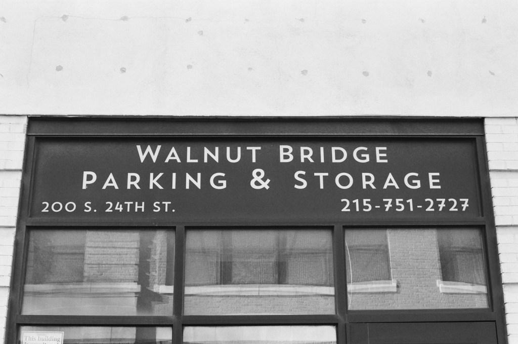 Walnut Bridge Parking and Storage