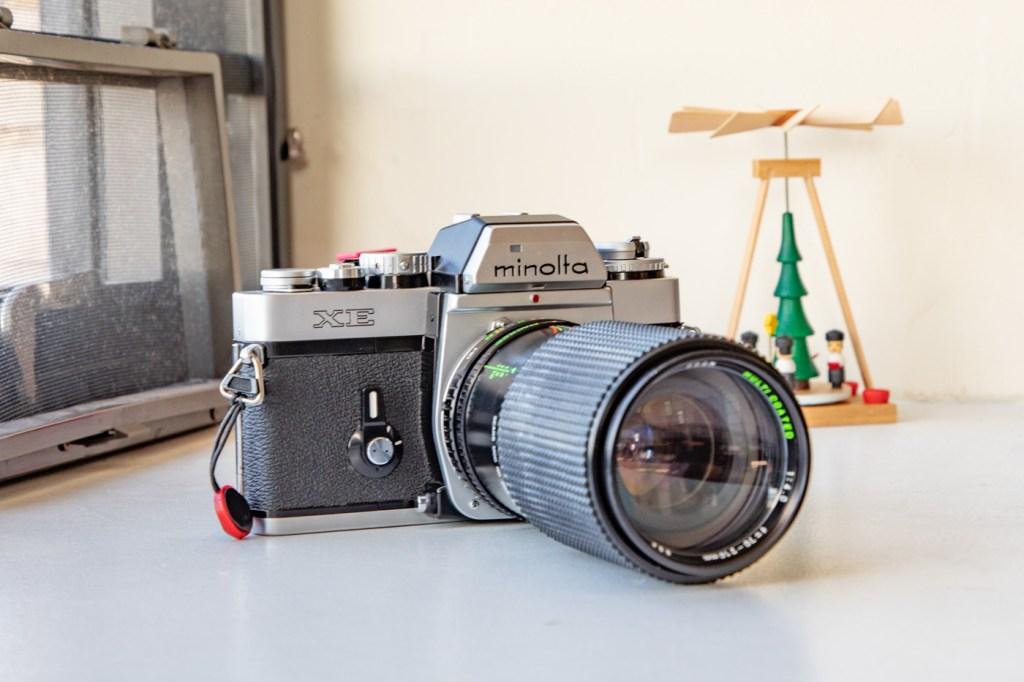 New Minolta Lens