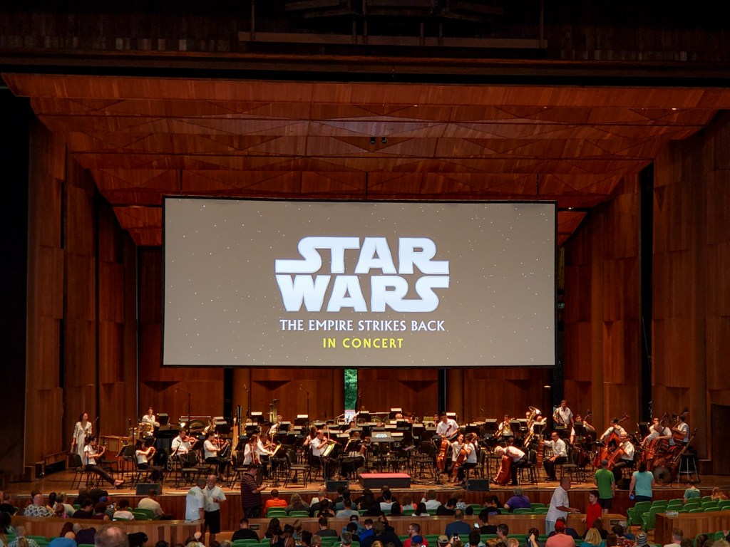 The Empire Strikes Back in Concert