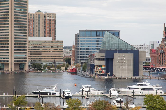 View from Federal Hill