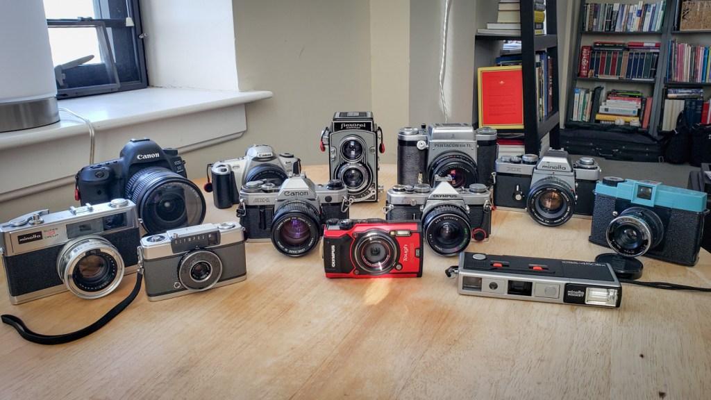 2019 Camera Inventory