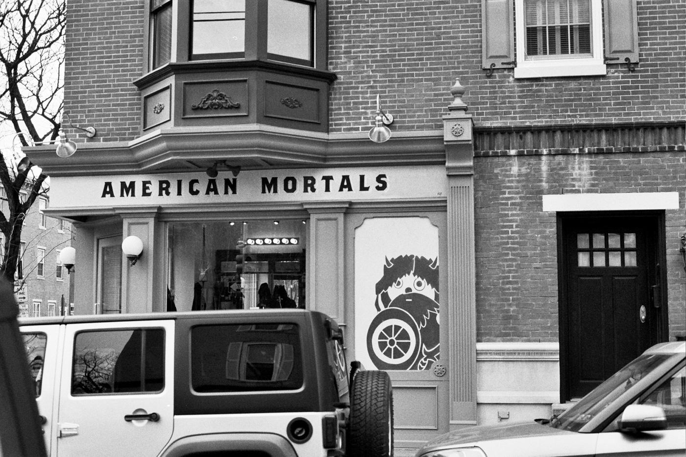 American Mortals
