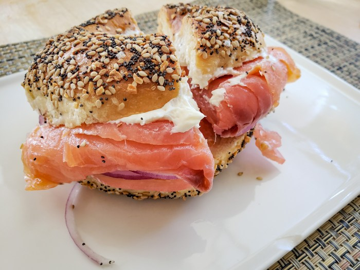 Nova Classic from Spread Bagelry