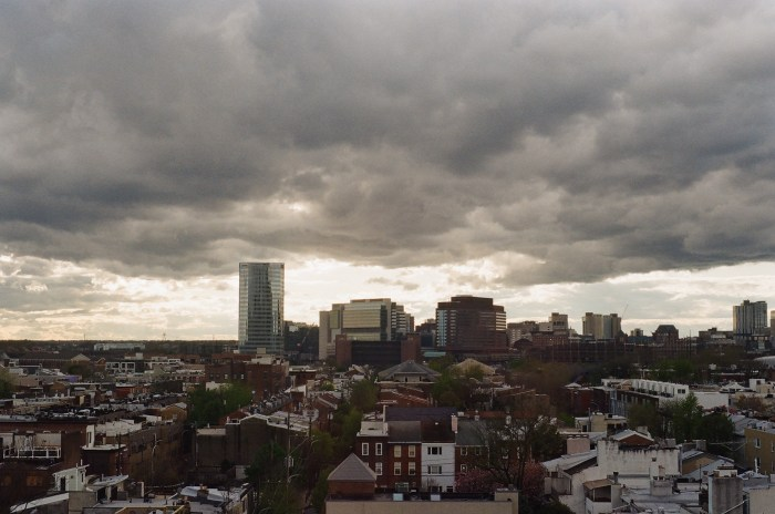 Philly Clouds