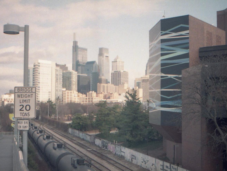 Mural and Skyline