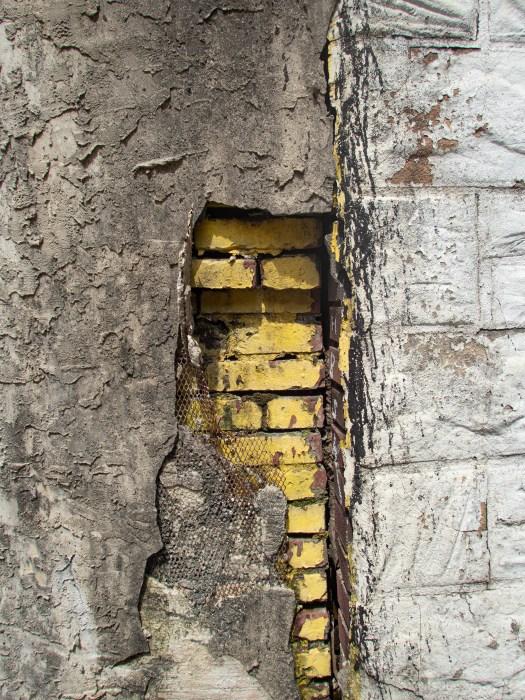 Exposed Bricks