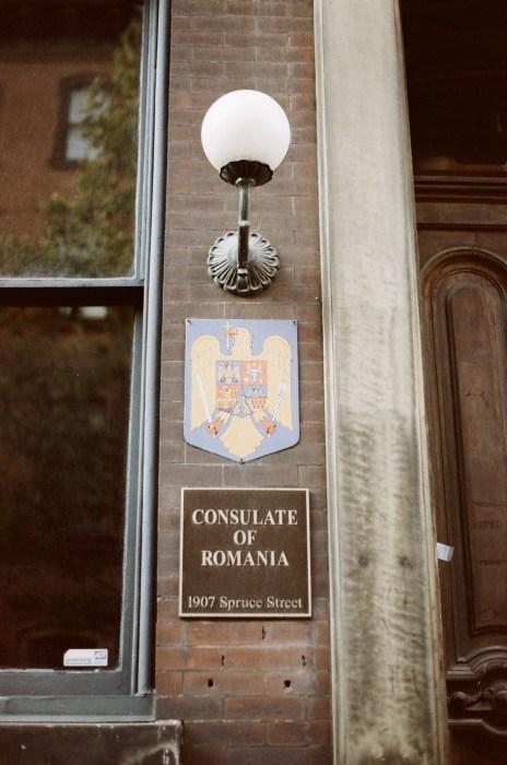 Consulate of Romania