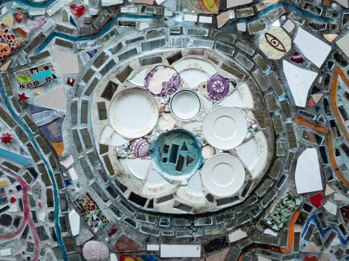 Dishes Mosaic