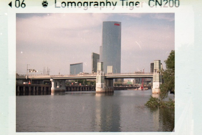 FMC Tower, South Street Bridge, Schuylkill River