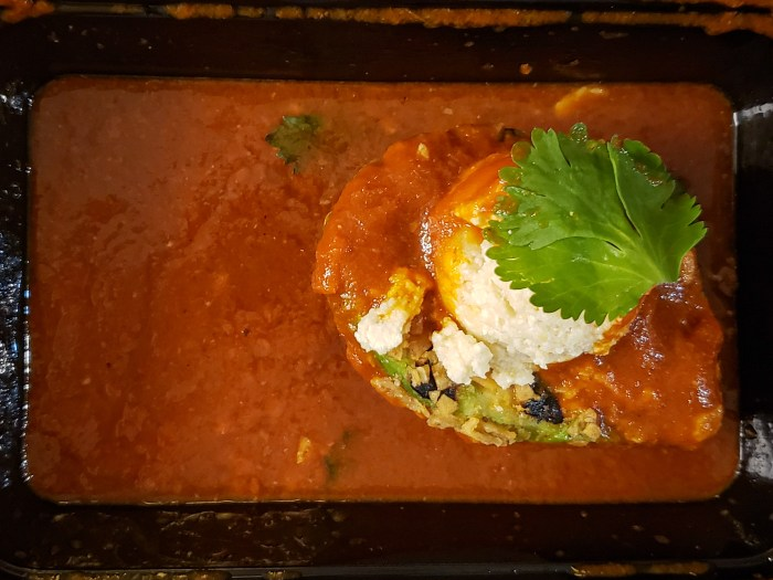 Sopa de Tortilla from Vedge